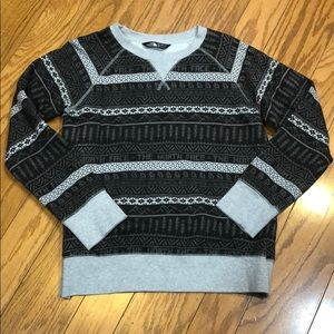 The North Face Holiday Fleece Crewneck Sweater